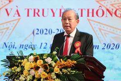 """Phó Thủ tướng thường trực Trương Hòa Bình: """"Thi đua phải bám sát nhiệm vụ chính trị thời CMCN 4.0"""""""