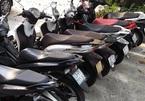 Băng nhóm ở Đà Nẵng chuyên trộm xe SH đưa vào TP.HCM bán