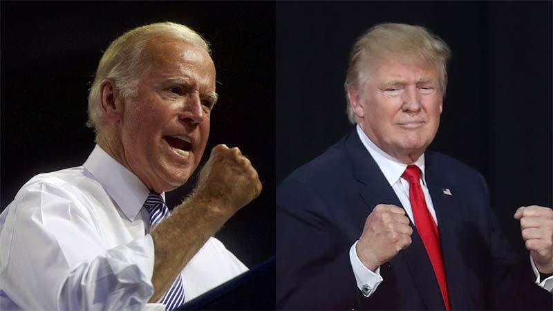 Cuộc quyết đấu Trump-Biden ở các bang chiến địa trong chặng đua nước rút