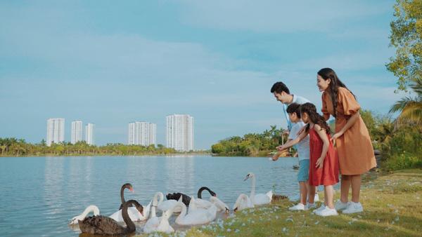 Ecopark nhận giải đại đô thị tốt nhất Việt Nam
