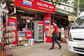 VinShop nhắm trúng thị trường tạp hóa 'màu mỡ' ở Việt Nam