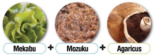 Lợi ích tuyệt vời của tảo nâu Mozuku Okinawa