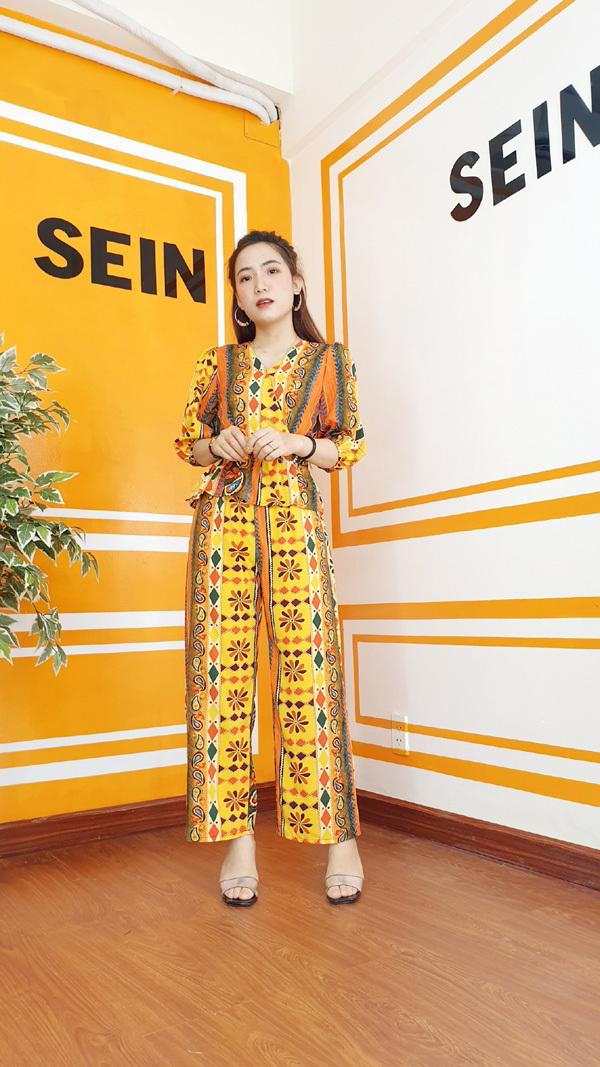 Sein Fashion ra mắt BST 2021 trẻ trung, hiện đại
