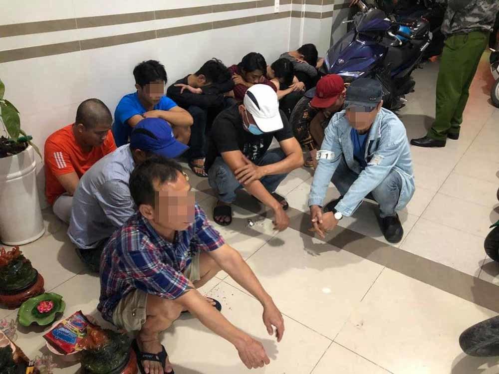 Phát hiện cả loạt tụ điểm ven Sài Gòn là nơi tụ tập của dân chơi ma túy