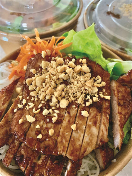 Vietnamese food takes small town in Northern Ireland by storm