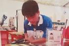 Chàng trai dân tộc Tày chinh phục Huy chương Vàng kỹ năng nghề ASEAN