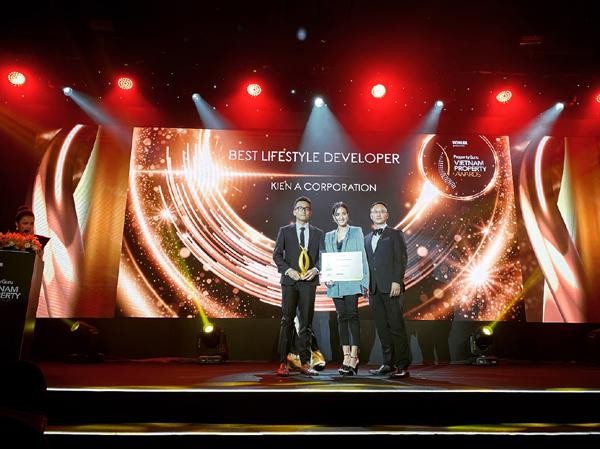 Kiến Á 'bội thu' giải thưởng ở PropertyGuru Vietnam Property Awards 2020