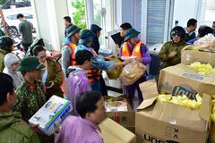 Thừa Thiên-Huế tạm hoãn Đại hội Đảng để ứng phó bão lũ, sạt lở