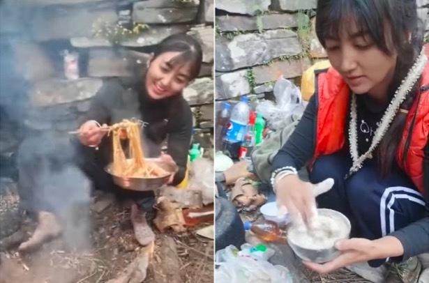 Sao mạng nổi tiếng Trung Quốc bị chồng cũ thiêu sống