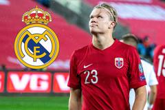 Real Madrid chi 100 triệu euro lấy Haaland