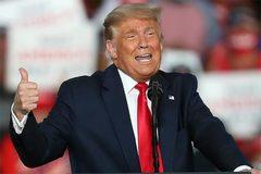Ông Trump khen Kim Jong Un, 'nói kháy' đối thủ Biden