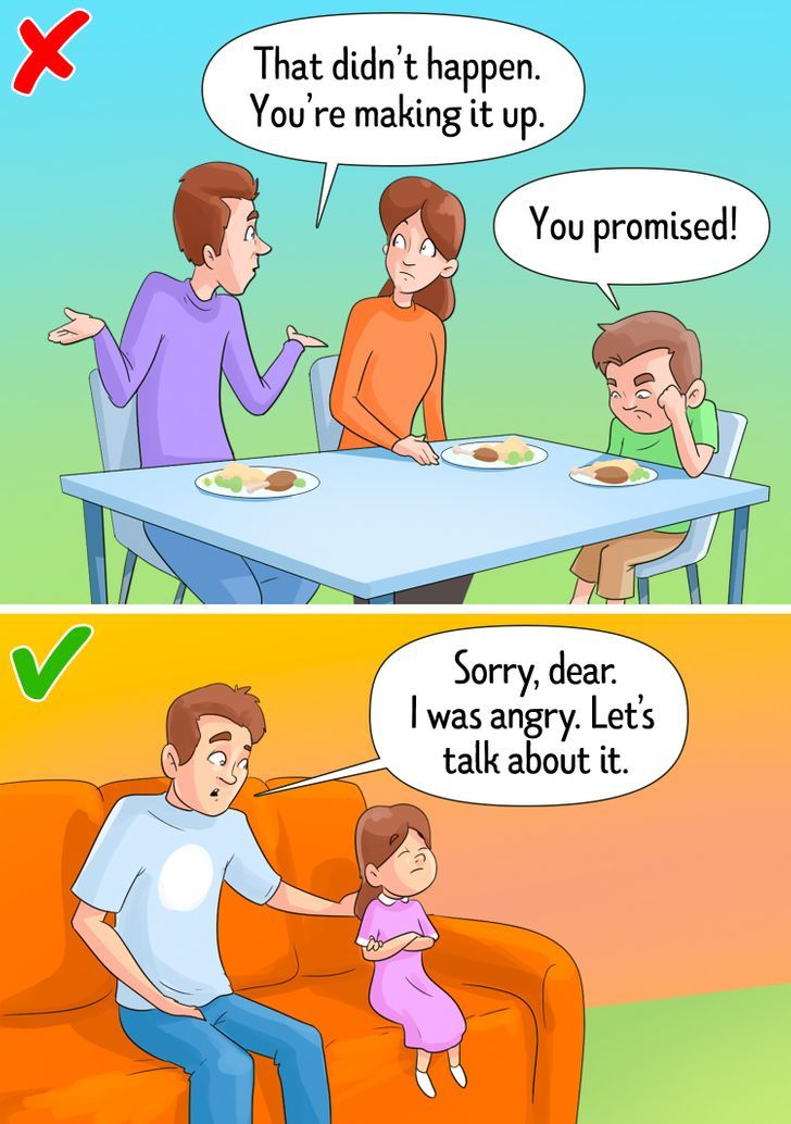 9 sai lầm của cha mẹ ảnh hưởng đến tính cách của con
