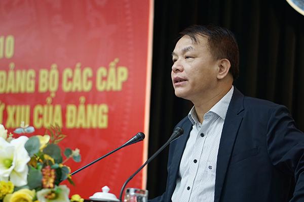 Sẽ công bố kết quả biểu quyết nhân sự BCH Trung ương khóa XIII tại Hội nghị 14