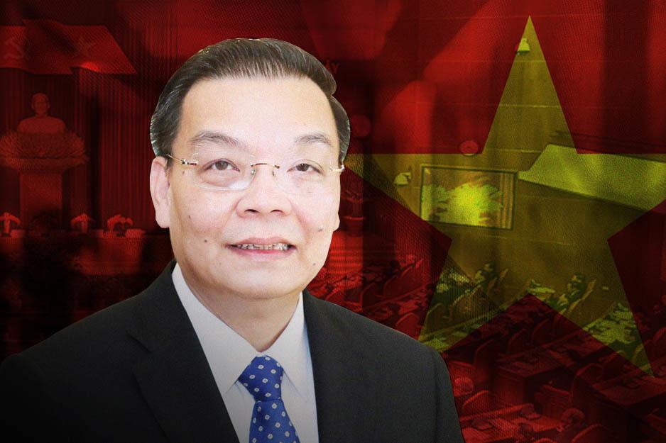 Chân dung 4 Phó Bí thư Thành ủy Hà Nội khóa mới