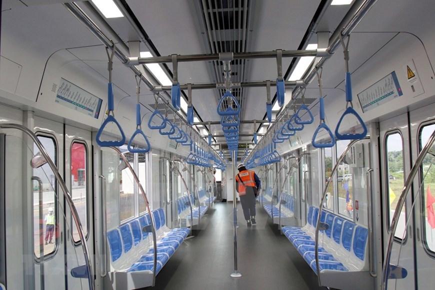 Metro Line No 1,Long Binh Depot,saigon metro