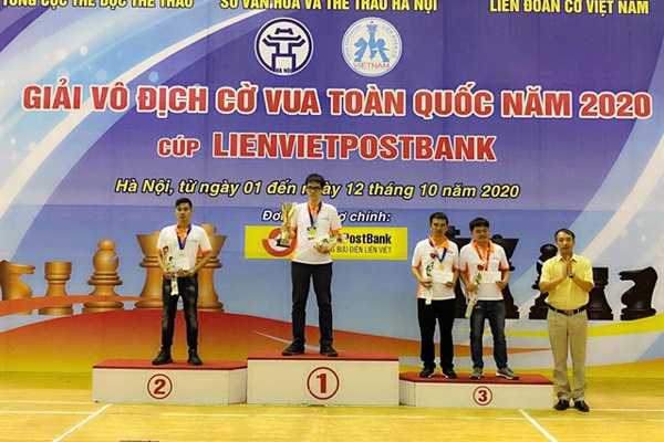 National Chess Championship crowns new winners