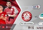 TP.HCM 0-0 Viettel: Tấn công ghi bàn thắng (H1)