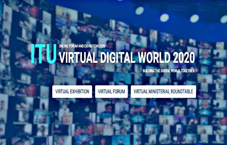 """ITU Virtual Digital World 2020 sẽ tập trung vào chủ đề """"Cùng nhau xây dựng thế giới số'"""