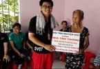 Chàng trai 22 tuổi đi làm từ thiện, xây nhà tình nghĩa cho người nghèo