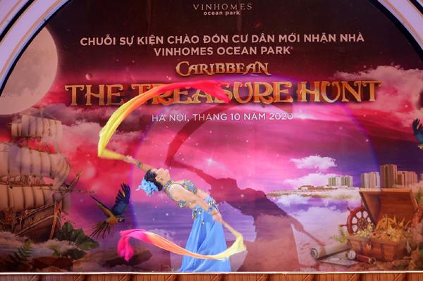 'Chất xúc tác' gắn kết cư dân Vinhomes Ocean Park