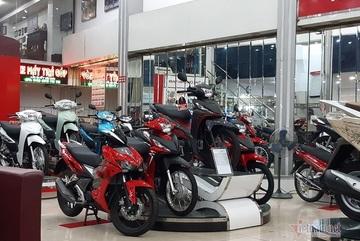 Xe máy Việt Nam ế ẩm, lao dốc