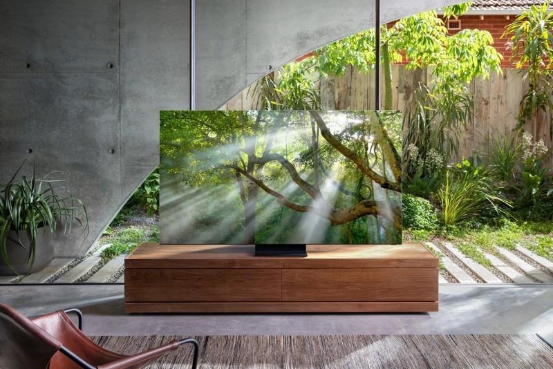 Samsung dẫn đầu công nghệ TV 8K với màn hình lớn nhất thế giới