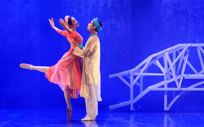 Hơn 100 cá nhân, đơn vị tham gia cuộc thi Tài năng diễn viên múa 2020