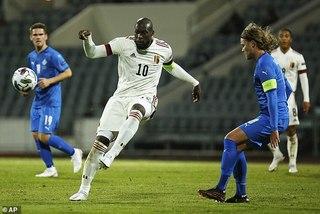 Lukaku chói sáng, Bỉ thắng nghẹt thở Iceland