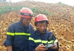 Sử dụng flycam, công nghệ tầm nhiệt tìm kiếm nạn nhân thủy điện Rào Trăng 3