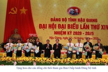 Hậu Giang: Thành công của Đại hội Đảng bộ tỉnh mở ra cơ hội mới, khí thế mới