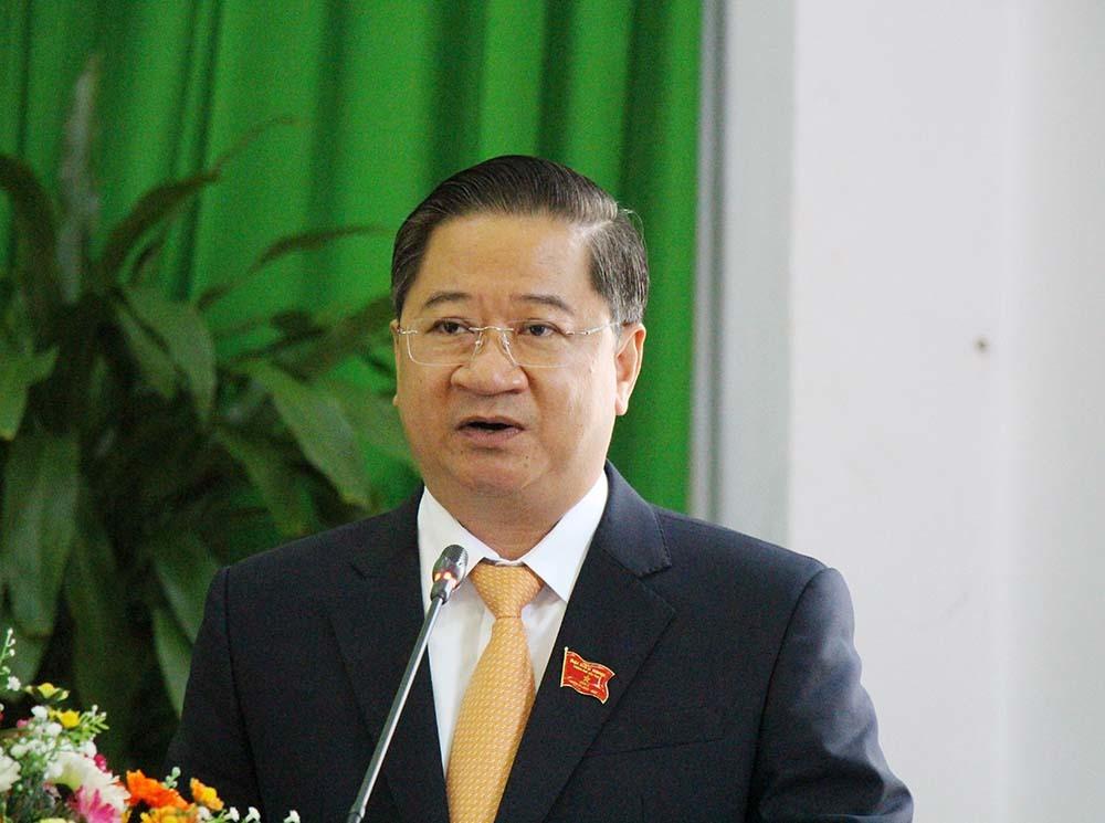 Ông Trần Việt Trường được bầu làm Chủ tịch UBND TP Cần Thơ