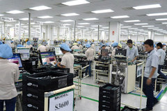 Only 5% FDI projects in Vietnam use high technologies