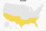 Lý do những bang 'Vành đai Mặt trời' định đoạt kết quả bầu cử Mỹ 2020