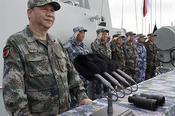 Ông Tập Cận Bình lệnh quân đội Trung Quốc 'sẵn sàng cho chiến tranh'