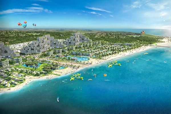 Thanh Long Bay - cơ hội sinh lời từ du lịch nghỉ dưỡng và thể thao biển