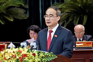 Bí thư TP.HCM: Nâng cao trách nhiệm nêu gương, xứng đáng với lòng tin của nhân dân