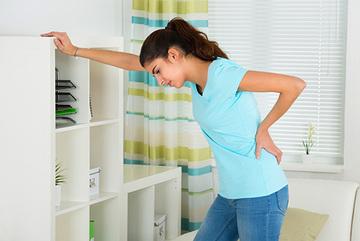 Những điều chỉnh đơn giản bất ngờ giúp bạn hết đau lưng dai dẳng