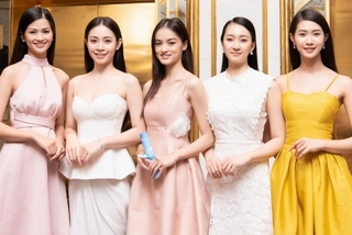 Top 35 of Miss Vietnam compete in Beauty with a Purpose segment