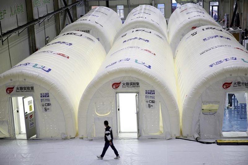 Trung Quốc sa thải 2 quan chức y tế vì ổ dịch mới bùng phát