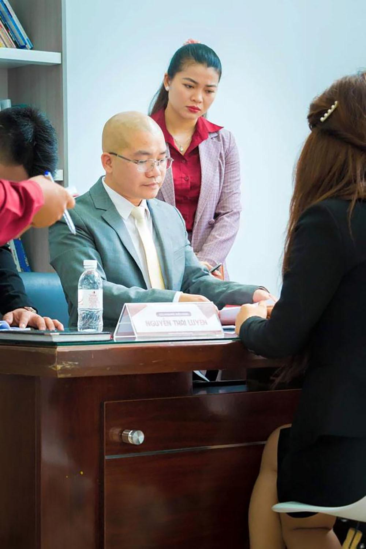 Địa ốc Alibaba lừa đảo, bắt thêm nữ phó tổng giám đốc