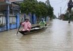 Miền Trung hứng mưa to dữ dội 6 ngày tới, nguy cơ xuất hiện lũ lớn