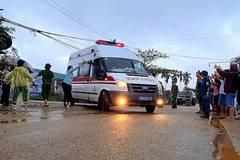 Vừa nhậm chức gần hai tháng, Chủ tịch huyện tử nạn ở thủy điện Rào Trăng 3