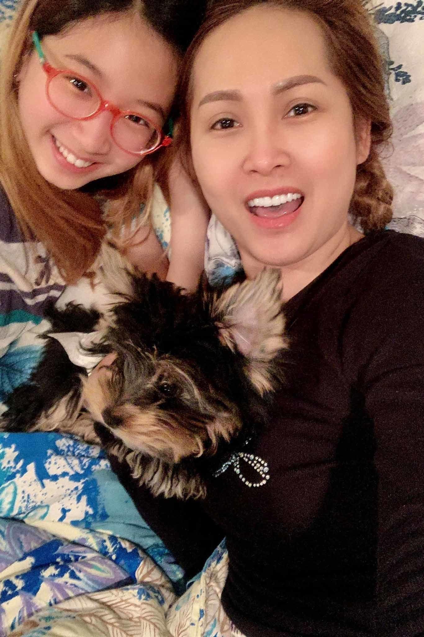 Cuộc sống bên Mỹ của mẹ đơn thân Minh Thư 'Gái nhảy'