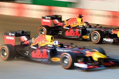 Việt Nam không có tên trong danh sách đua F1 2021