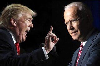 Trump - Biden khẩu chiến dữ dội trong trận so găng kiểu mới