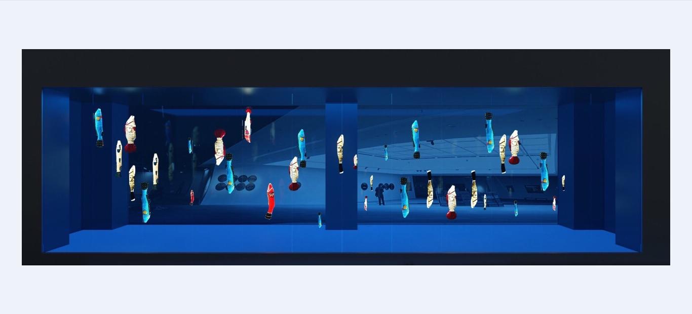 9 nghệ sĩ góp mặt trong triển lãm đặc biệt về 'Biển sống'
