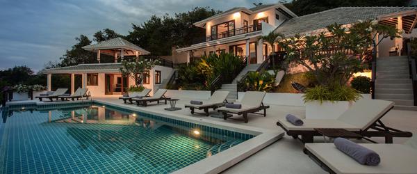 Dinh thự nghỉ dưỡng - hạng mục BĐS không thể thiếu của giới siêu giàu