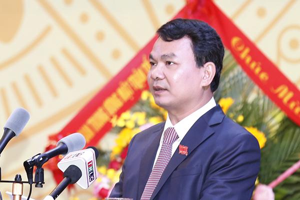 Tân Bí thư Tỉnh ủy Lào Cai 48 tuổi