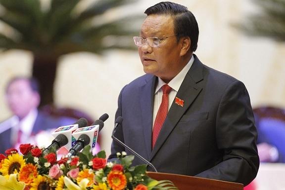 Chủ tịch UBND tỉnh Bình Định làm Bí thư Tỉnh ủy