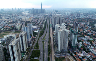 HCM City's future must look to the East